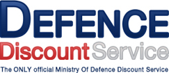 Defence Discount Service Logo