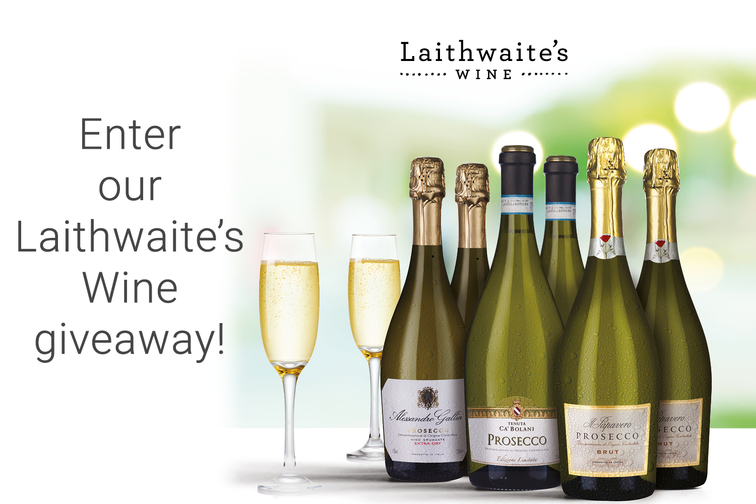Enter our Laithwaite's wine giveaway!