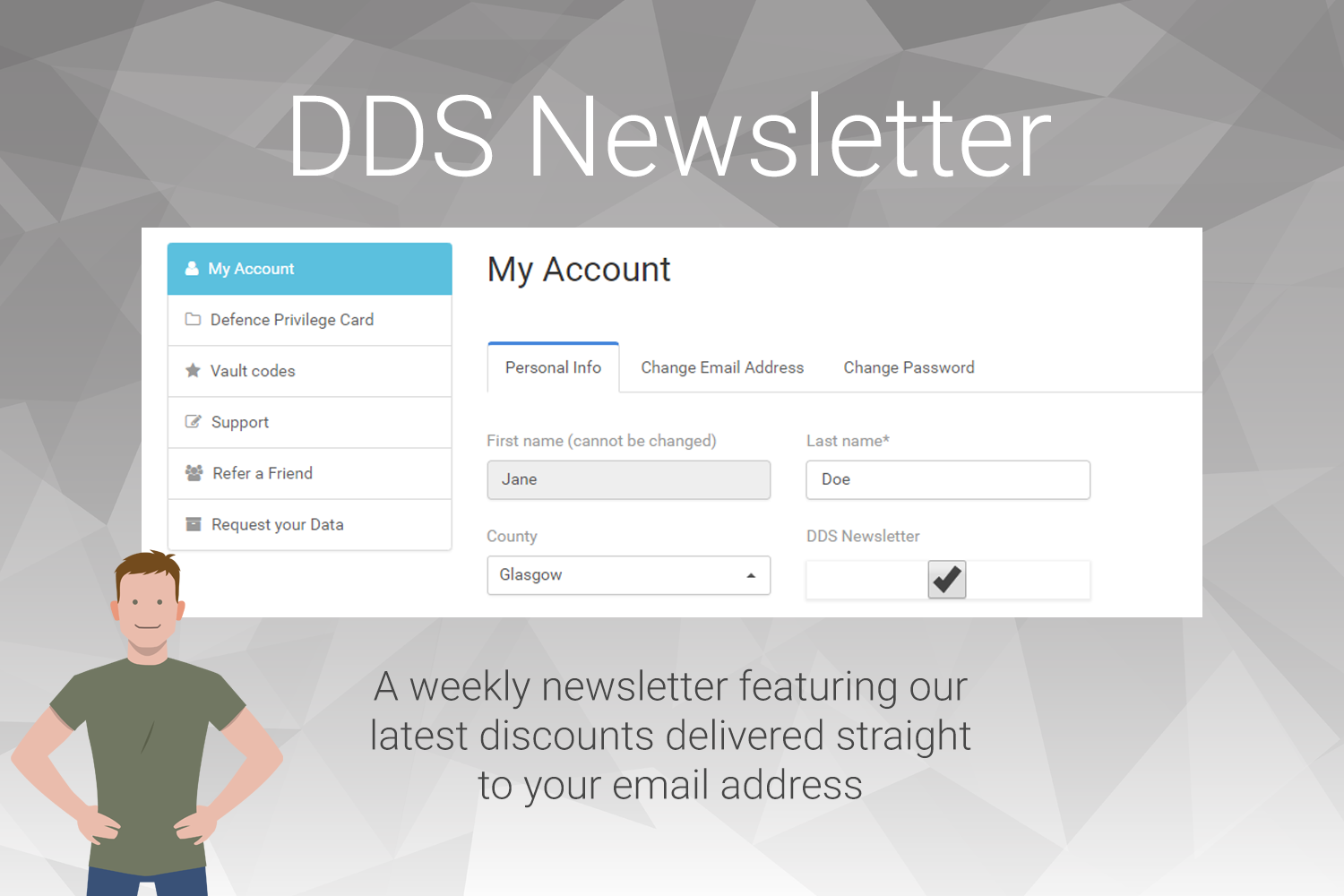 The DDS Newsletter